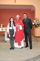 St Davids PS Confirmation 2013